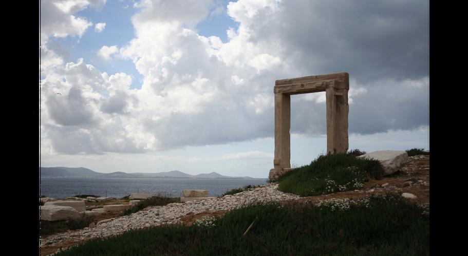 Temple of Apollo: Naxos, Greece