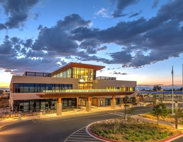 High Desert  Multi-Ambulatory  Care Center [HDMACC]