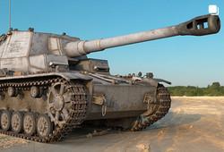 """10.5cm K18 Pz.Sfl.IVa """"Dicker Max"""""""