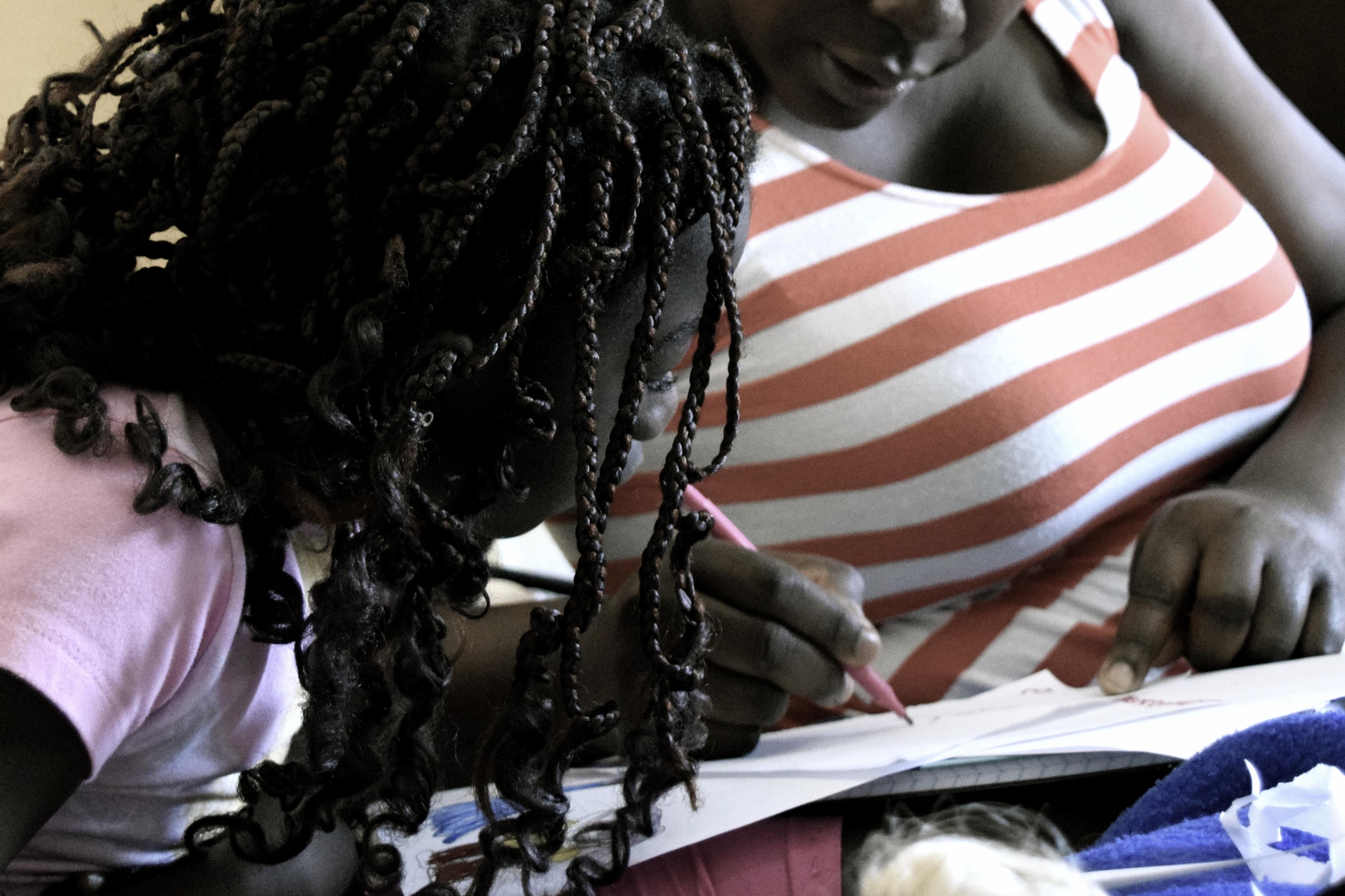 Eureka - Refugiada Congolesa