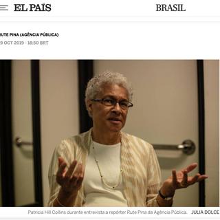 El País, outubro de 2019