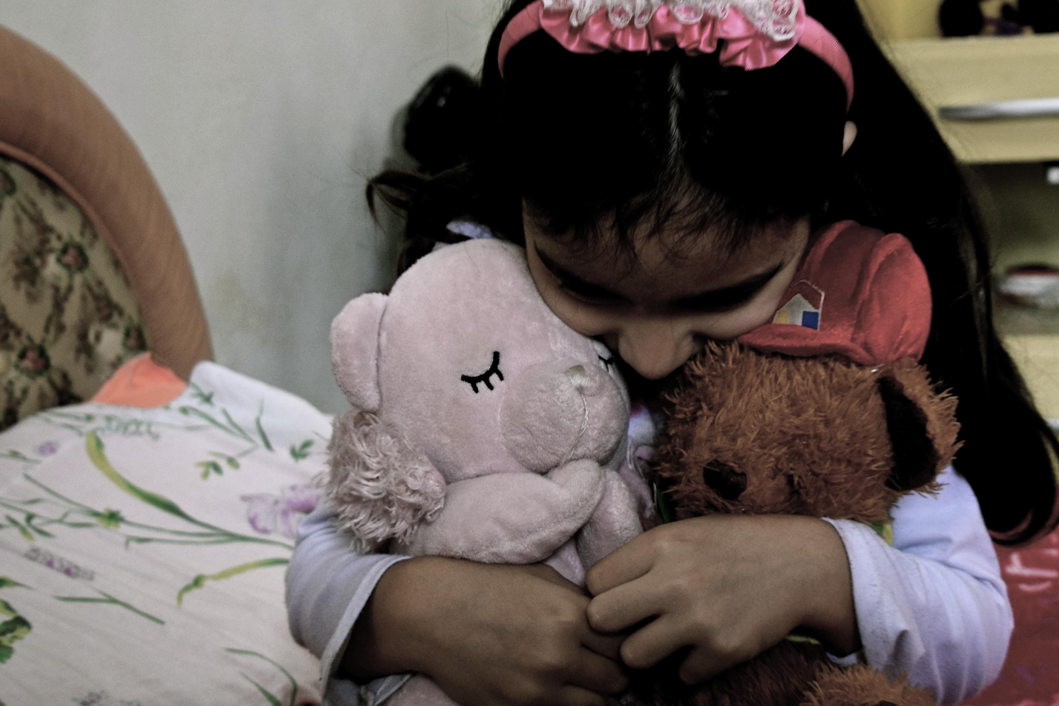 Marina - Refugiada Siria