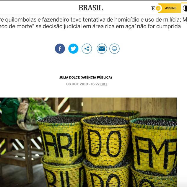 El País - outubro de 2019