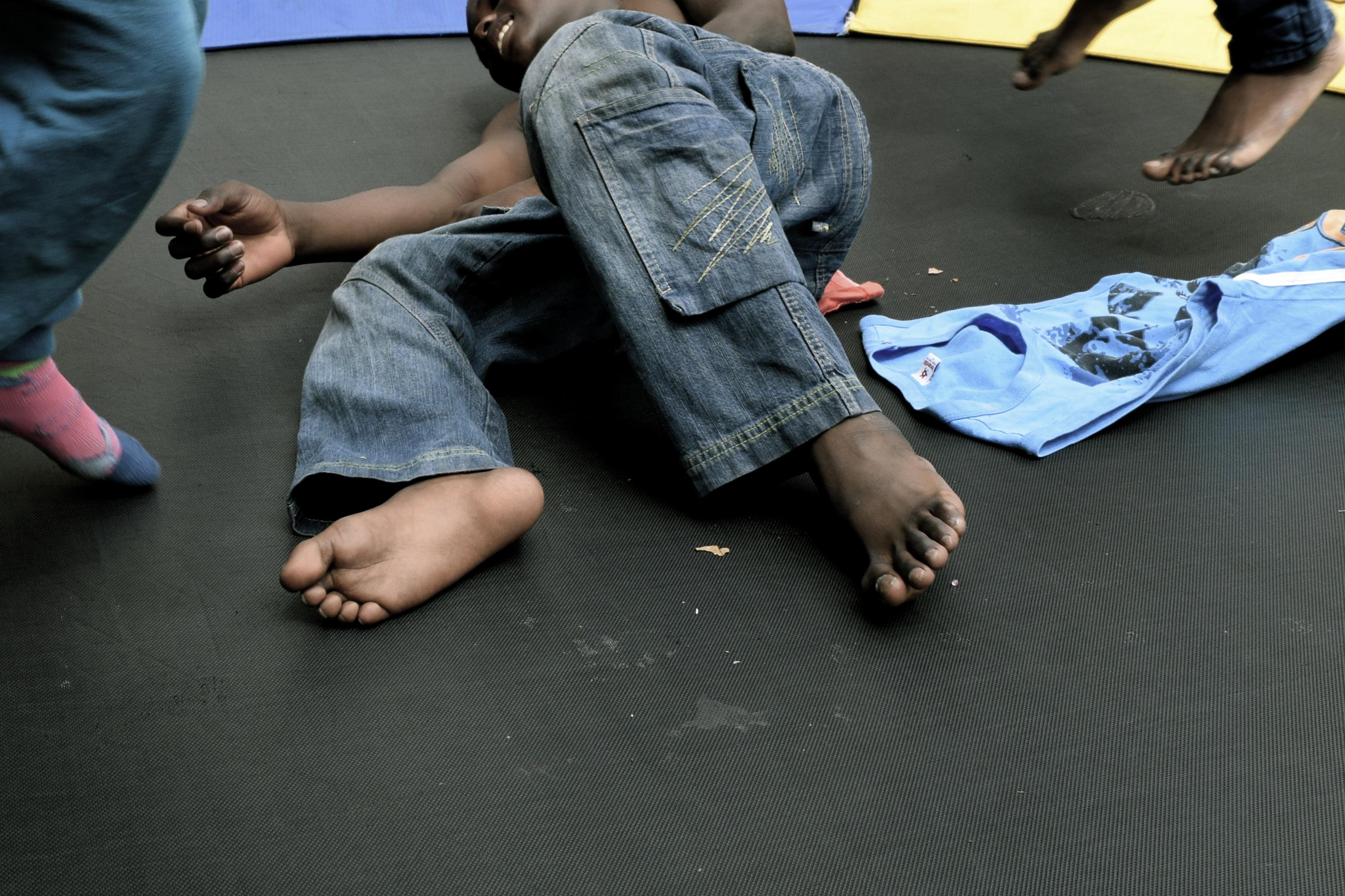 Refugiado Congoles