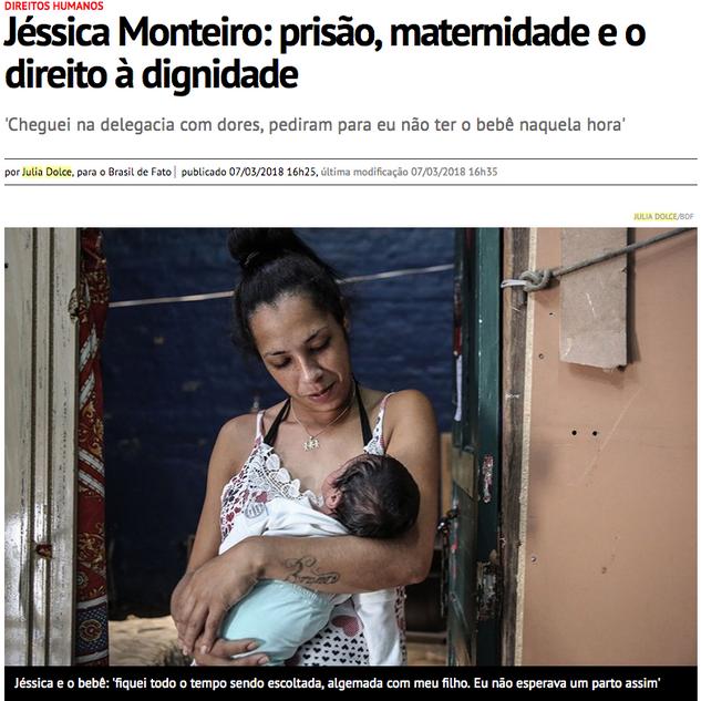 Rede Brasil Atual - Março de 2018