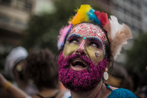 Carnaval - São Paulo, fevereiro de 2019