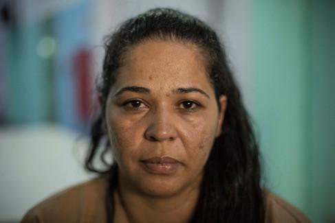 Fabiana Ribeiro Martins é uma das mães que não conseguiu o HC coletivo de prisão domiciliar - Penitenciária Feminina de Pirajuí, Março de 2019