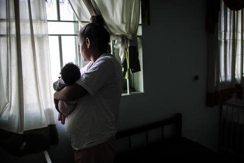 Programa Materno Infantil (PAMI) da Fundação Casa Chiquinha Gonzaga  São Paulo - março de 2018