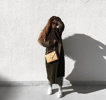 Dubai Fashion and Lifestyle Blogger Leanne Everett