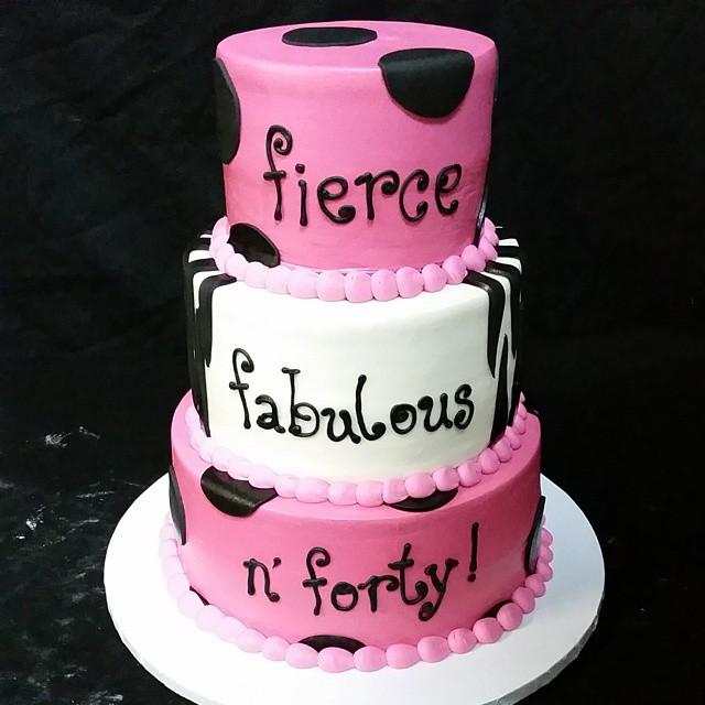 Fierce Fabulous