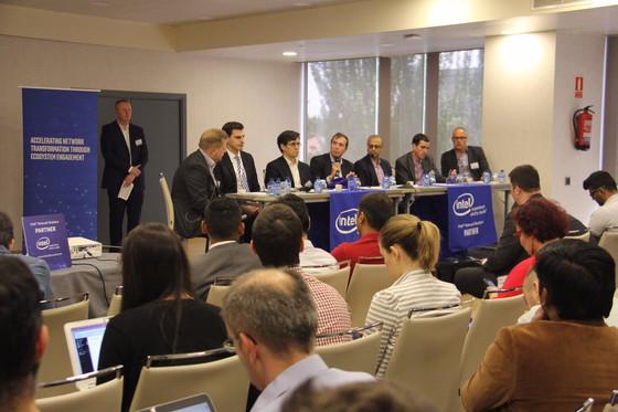 Dimetis Presents at Intel Network Builders Summit - Madrid, Spain