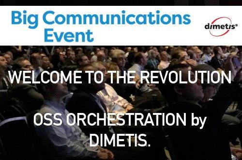 Dimetis at Light Reading's Big Communications Event - Austin, TX