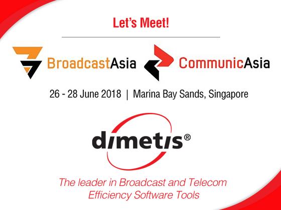 BroadcastAsia & CommunicAsia 2018