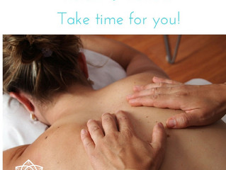 5 Reasons why you should never feel guilty about getting a massage!