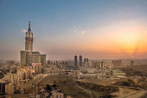Makkah Royal Clock tower Saudi Arabia.jp