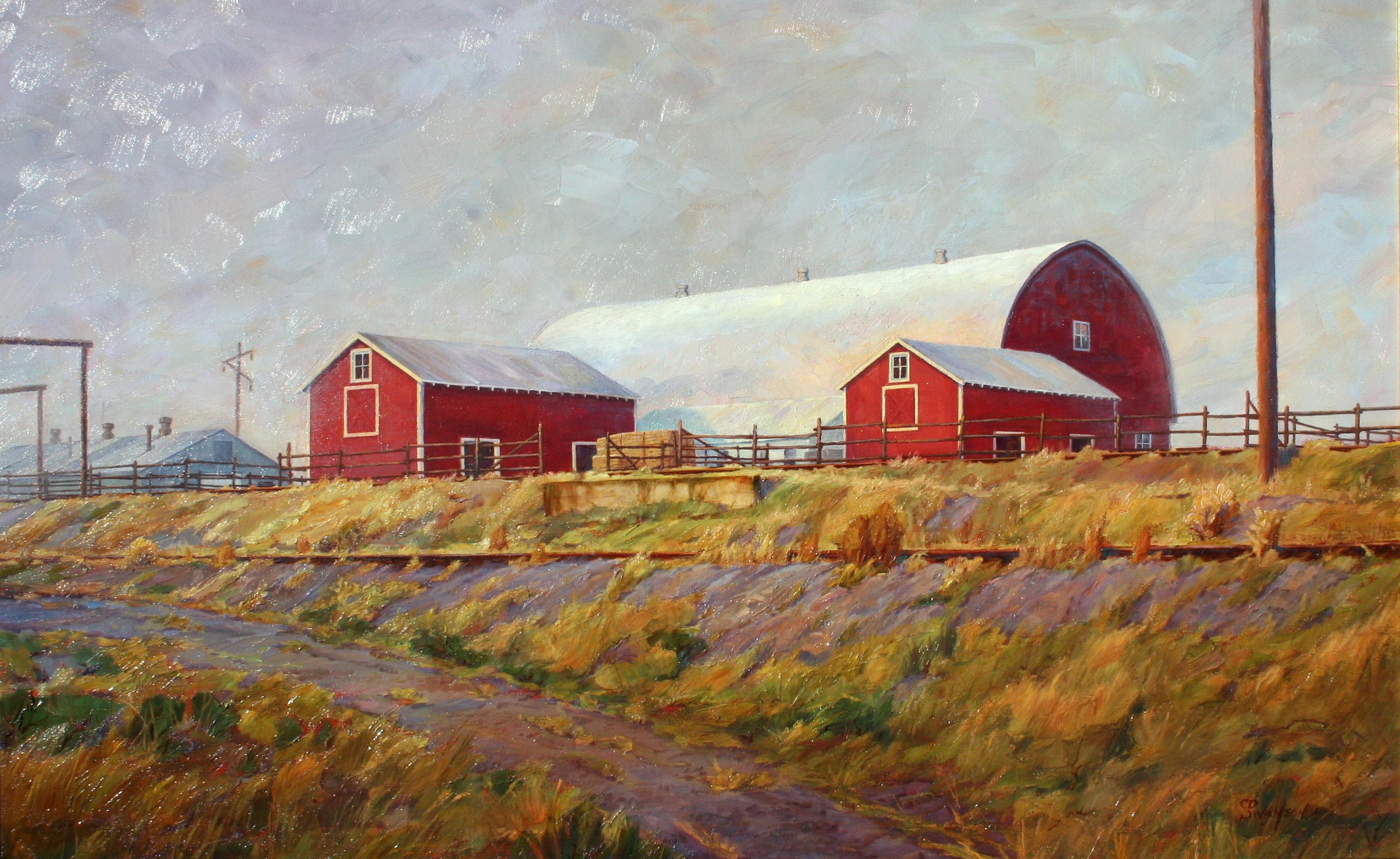 Red Barns, Smokey Evening  (43).jpg