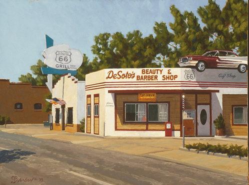 Desoto Beauty & Barber Shop