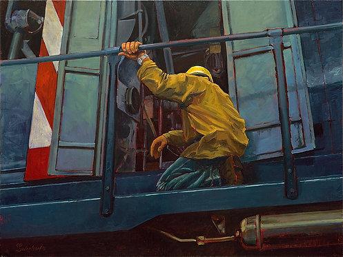 Locomotive Mechanic