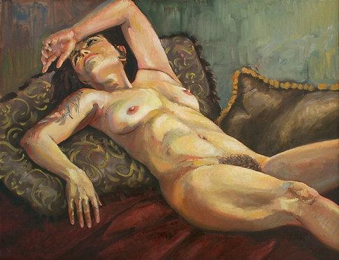 Reclining Nude 3