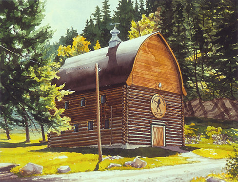 "The ""Mule Barn"""