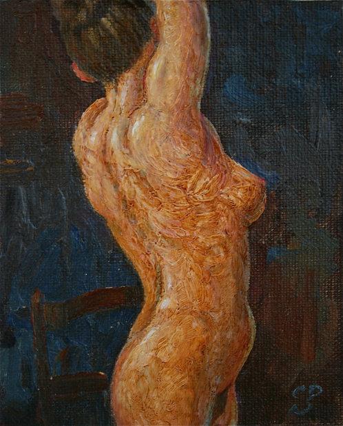 Female Nude Torso