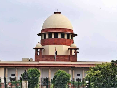 Copy of Copy of Copy of Copy of Vikas Dubey Encounter| SC gives a go ahead to Inquiry Committee head