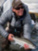 self guided fishing AK