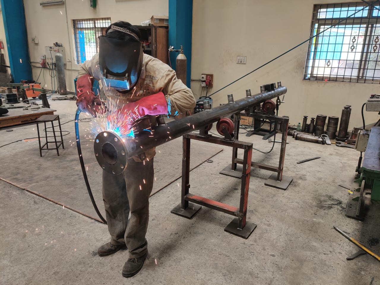FABRICATION SHOP