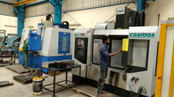 3 and 4 Axis VMC