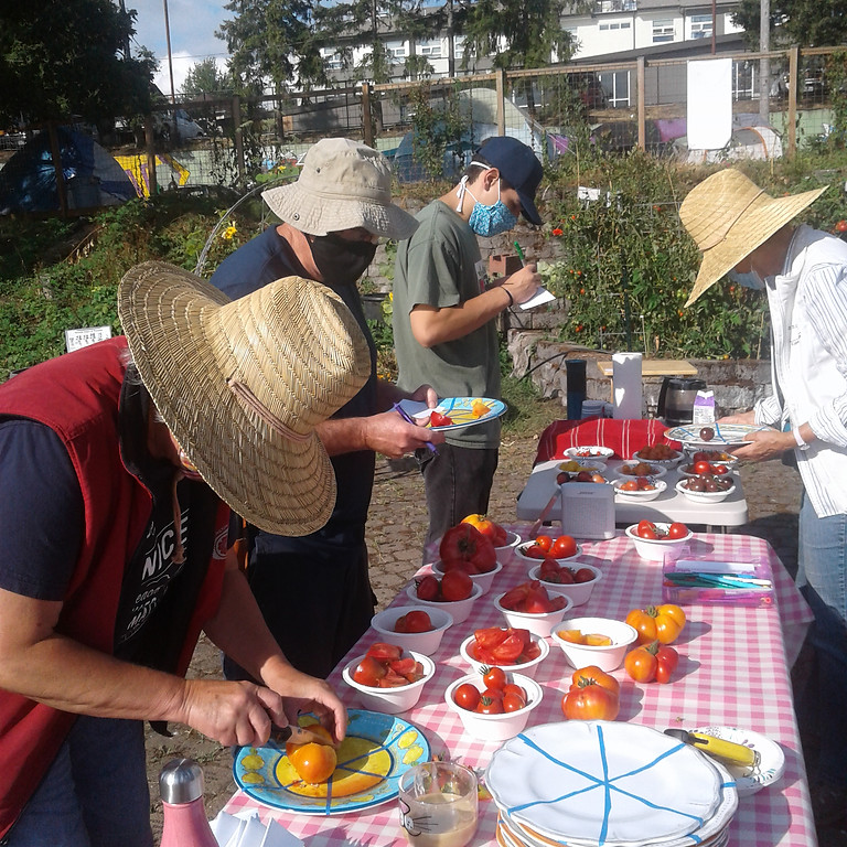 2021 Annual Tomato Tasting