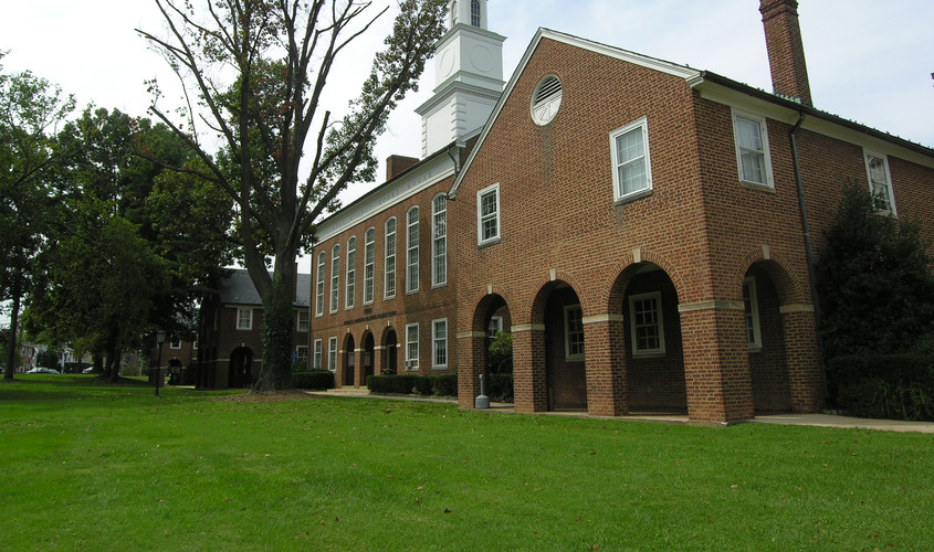 FAIRFAX COUNTY OLD COURTHOUSE