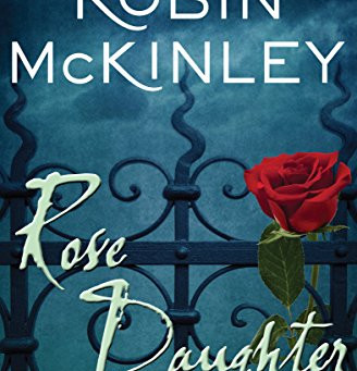 Beauty by Robin McKinley (1978)           Rose Daughter by Robin McKinley (1997)