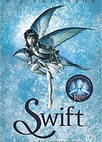 Swift by R. J. Anderson (2012)