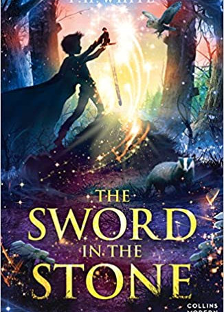 The Sword in the Stone by T.H. White (1938)