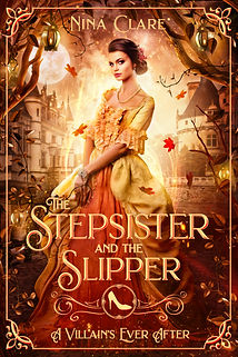 20-233 Nina Clare The Stepsister and the Slipper.jpg