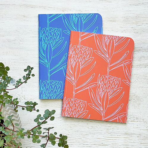 Small Notebook - Protea
