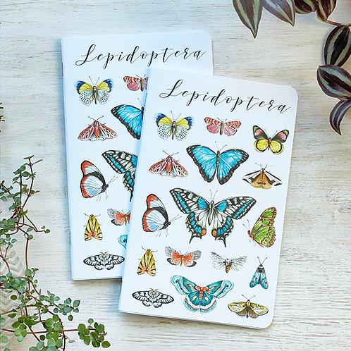 Notebook - Lepidoptera