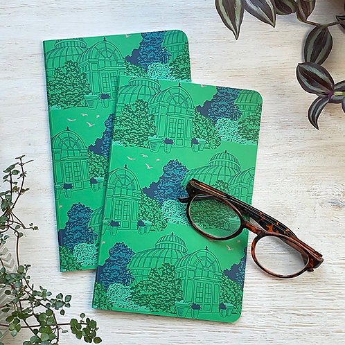 Large Notebook - Conservatory