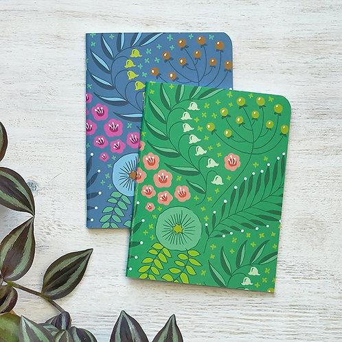 Small Notebook - Botanika