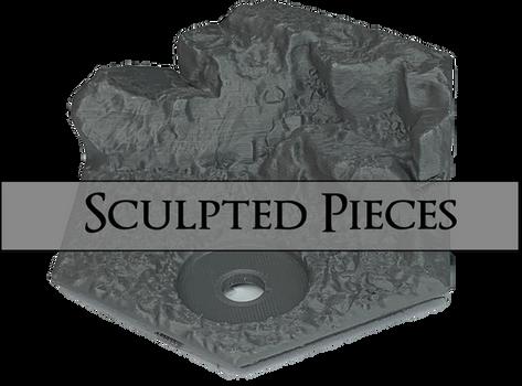 Sculpted Pieces