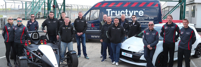 Tructyre's Corporate Driving Day at Silverstone 2019