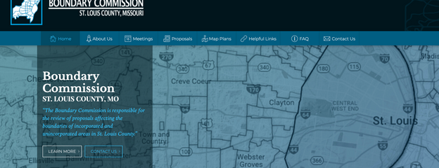 St. Louis County Boundary Commission Home Page