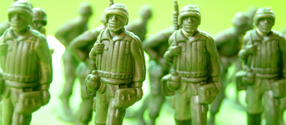 Scalability and Wartime Leadership – for Startups