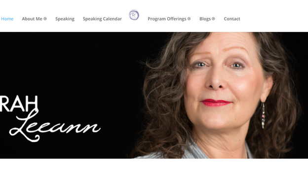 Deborah LeeAnn Homepage