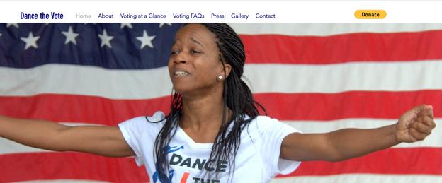 Dancethevote.org