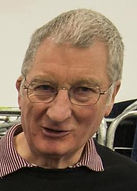 Image of Christmas Care Treasurer, John Davidson.
