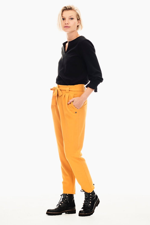 Pantalon Garcia jaune