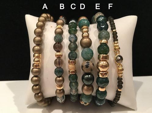 Bracelets Beblue (prix variés)