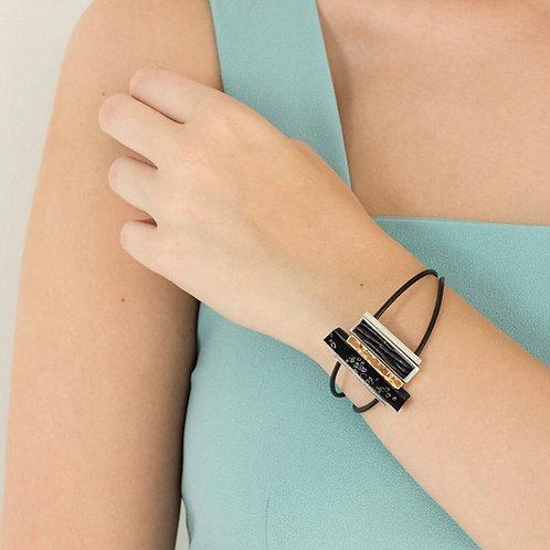 Bracelet Frantz corbeau Anne-Marie Chagnon