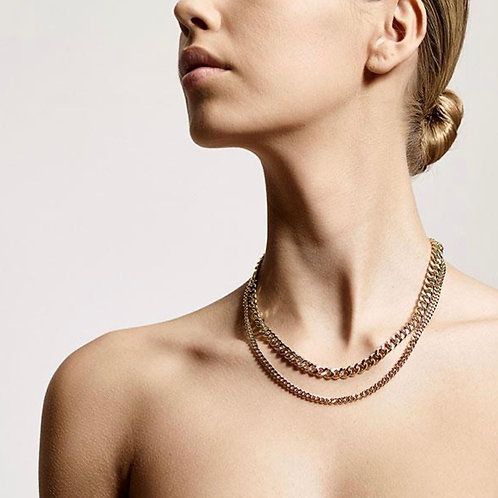Collier Coup de coeur or Isabelle Racicot